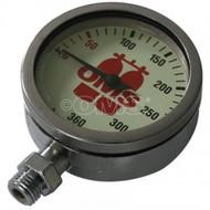 OMS Submersible Pressure Gauge SPG - 2 inch PSI or 52mm BAR