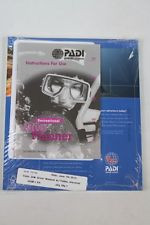 PADI Open Water Diver Manual with Table - Imperial