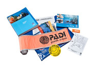 PADI Adventures in Diving Crew-Pack w/SSM & Whistle