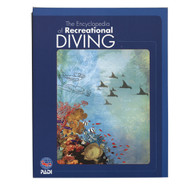 PADI Encyclopedia of Recreational Diving Soft Cover Book