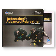 PADI Rebreather and Advanced Rebreather Crew-Pak with Video