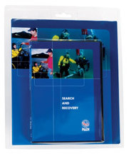 PADI Search and Recovery Crew-Pak with DVD and Manual