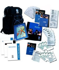 PADI IDC Crew-Pak w/Guide to Teaching Manual - German