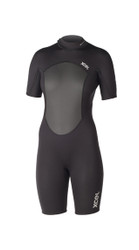 Xcel Axis OS 2mm Surf Springsuit - Black