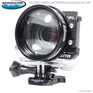 Backscatter MacroMate Mini 55mm FLIP Close Up Lens for GoPro Hero3 & Hero3+