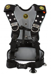Poseidon One Harness - Black