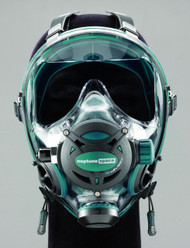 Ocean Reef Neptune Space G. Divers Mask - Emerald