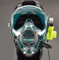 Ocean Reef Neptune Space G.Divers Full Face Mask + GSM Kit