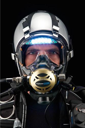 Ocean Reef Neptune Space Predator w/Pre-Assembled Visor Lights