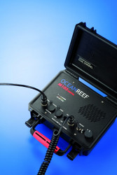 Ocean Reef M-105 DIGITAL Transceiver surface unit w/battery tester
