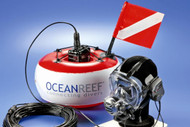 Ocean Reef Alpha UWCP (Underwater Cell Phone) w/G.Divers Mask
