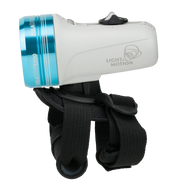 Light and Motion Sola Dive 1200 S/F - White