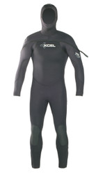 Xcel Polar HydroFlex Hooded 8/7/6mm Dive Fullsuit - Mens
