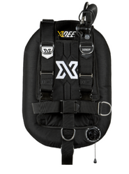 xDeep ZEOS Deluxe BCD Set Stainless Steel Backplate