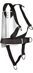 xDeep Complete DIR Simple Harness w/SS Backplate