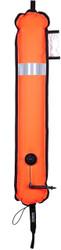 xDeep Short Closed Orange SMB w/reflective tape