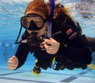 Discover Scuba In the Pool At Southern California's Dive Center