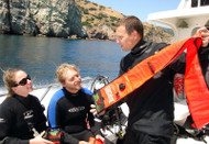 PADI Advanced Diver Certification Course with BOAT TICKET