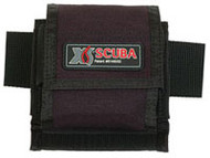 XS Scuba Single Weight Pocket w/Quick-Attach