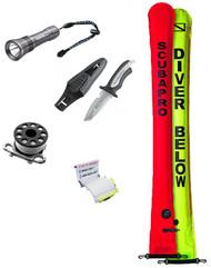 Premium Advanced Diver Equipment Basics by ScubaPro