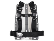 Dive Rite Deluxe Harness System Backplate not included