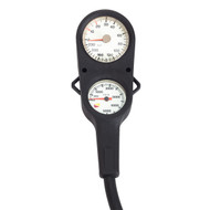 Dive Rite Mini Tech SPG w/Depth Gauge - Imperial