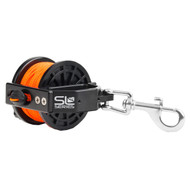 Dive Rite Reel w/Slide Lock - 140' Orange Line
