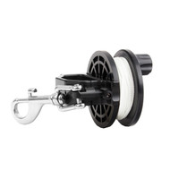 Dive Rite Reel w/Slide Lock - 50' Line