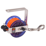Dive Rite Classic Safety Reel - 400'