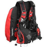 Zeagle Custom Red Ranger Scuba Diving BCD