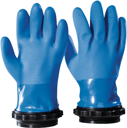 Bare Drysuit Quick Dry Glove Set