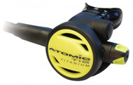 Atomic Aquatics Ti2 Octopus Regulator 2nd Stage Only - Yellow