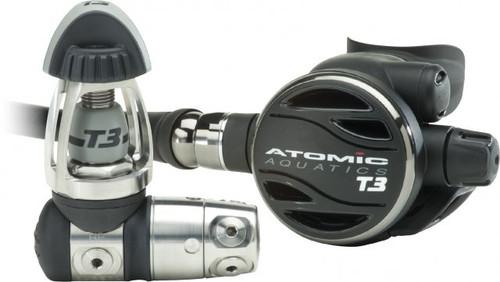 Atomic Aquatics T3 Yoke Sealed Regulator Set