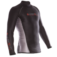 Chillproof Long Sleeve Mens  by SharkSkin