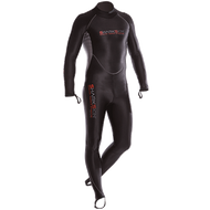 Chillproof Rear Zip Suit Mens by SharkSkin