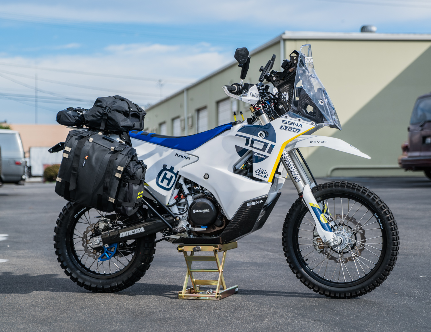 Second Time Around Ride Must Go On 701 Rally Build