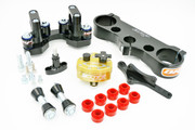 KTM Adventure 950/990 - BRP 'Vibration Isolating' SUB Mount Full Kit
