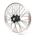 Example of a custom wheel set front (Adventure 990 shown)