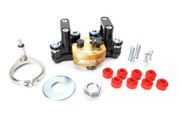 BRP Sub Mount Kit for 00-15 KTM, 125-530 w/OEM Triple Clamp.
