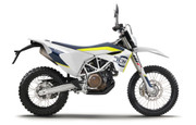 701 Enduro (2017) Intake/Muffler Power 'Fuel Only' Map (EU Base)