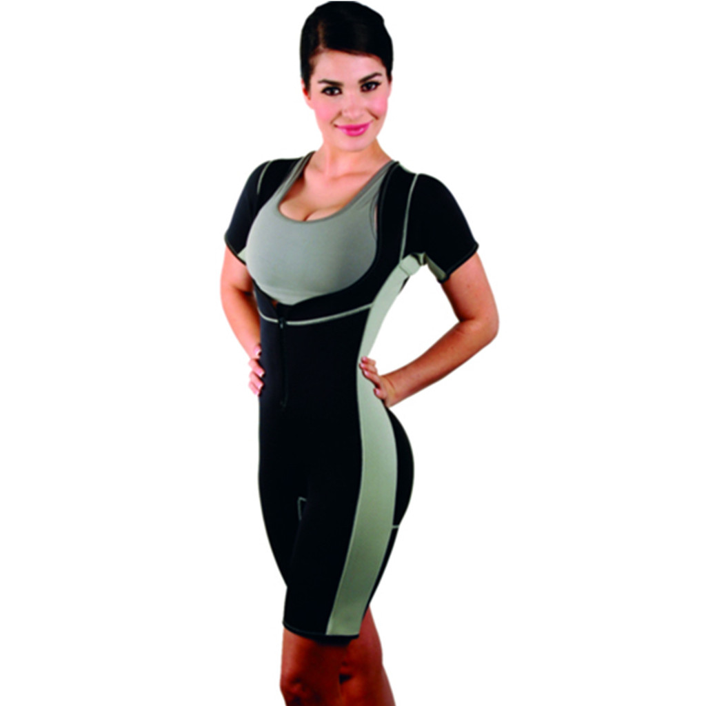 Neoprene Training Body Suit with Sleeves