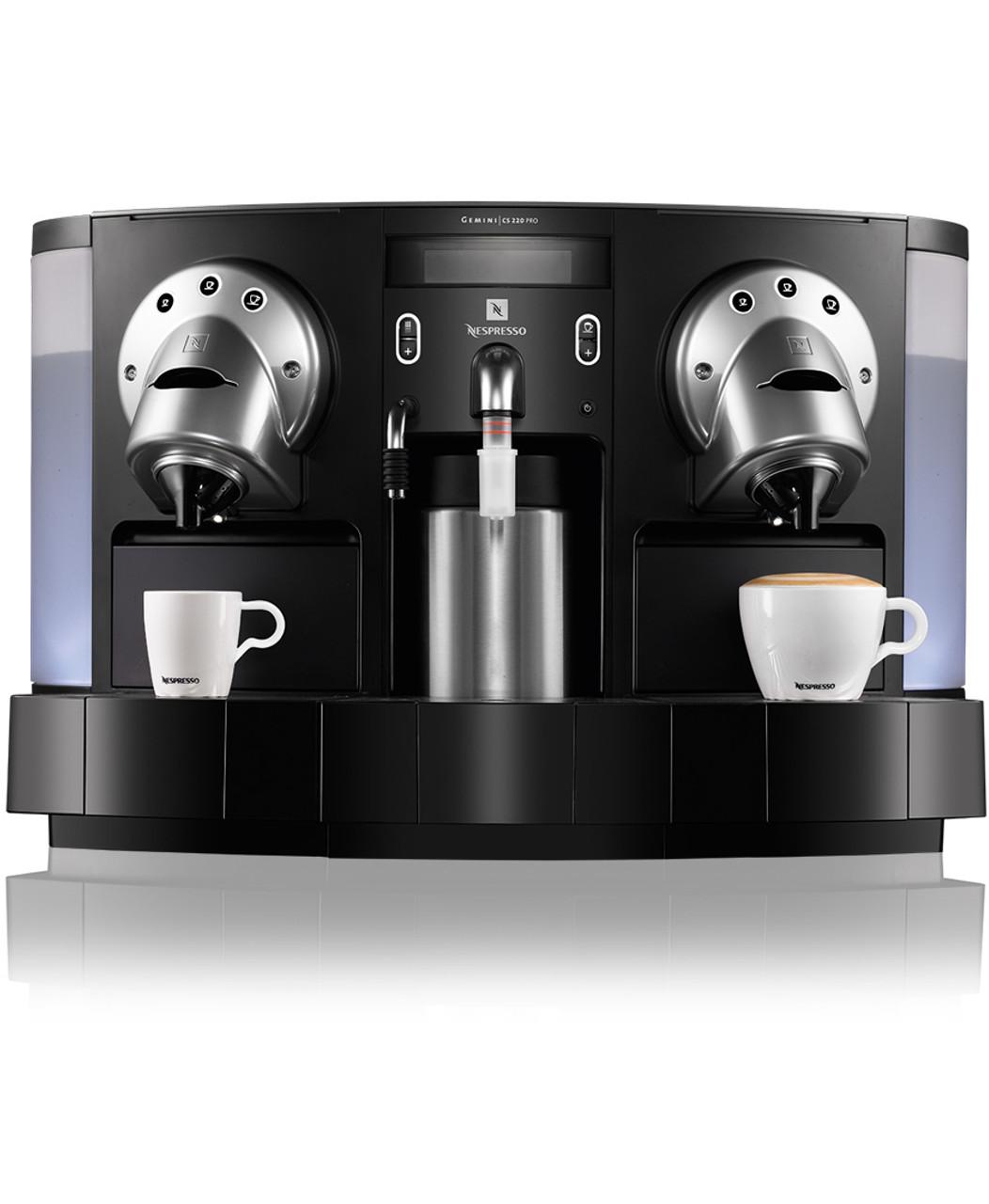 nespresso gemini cs 221 pro manual