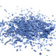 Dark blue tissue paper party confetti