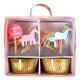 Unicorn Party Cupcake Kit for Childrens Birthdays