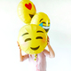 Emoji party balloons