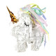 Unicorn Piñata party decoration and game activity
