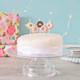 Doughnut Birthday Party Cake Candles