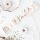Rose gold Its my Birthday sash accessory for the guest of honour to feel special on their big day