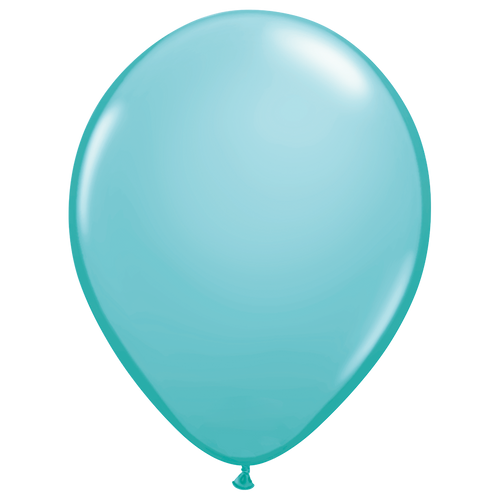 Turquoise Caribbean Green Blue Party Balloons for Birthdays, Weddings, Baby Showers and Hen Parties