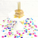 Long Gold Candles for Birthday Party Cakes and Cupcakes